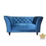 Sofa Colonial - 2 Lugares - Outras Cores Disp.