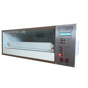 Chocadeira Pioneira Plus-110v: Controle De Umidade/ovoscópio