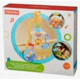 Movil Musical 2 En 1 Jirafa Fisher Price Oferta!!!