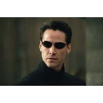 Óculos Matrix New Preto Lentes Poly - Frete Grátis