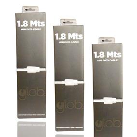 Cable Micro Usb V8 Reforzado 1.8mts Samsung Sony Lg Huawei