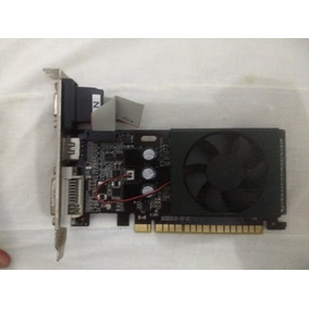 Placa De Vídeo Gt 610 1gb Ddr3