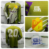 Camiseta Deportivo Pereira Marca Piola # 20