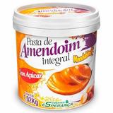 Pasta Integral De Amendoim Sem Acucar Pote 1,02kg