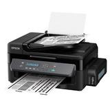 Impresora Multifunción Epson M205 Inkjet Monocromática #13