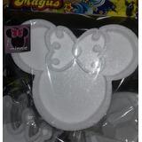Bandeja De Telgopor Figuras 3 D Para Candy Bar