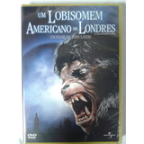 Dvd Um Lobisomem Americano Em Londres