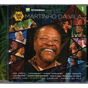 cd martinho da vila 20 anos de samba cd2