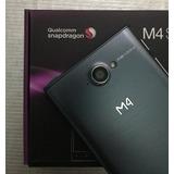 M4 Style Access4445 13mpx Quadcore Snapdragon 4.5 Lte Libre!