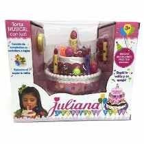 Torta Juliana Cumpleaños Chica Mejor Precio!!