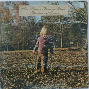 Lp The Allman Brothers Band - Importado