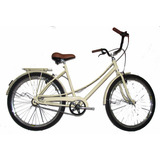 Bicicleta Retro Vintage Bege Mod Ceci Lindissima Promoção