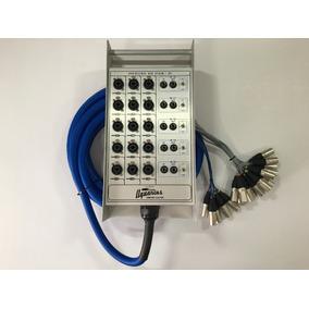 Medusa Com Direct-box 20 Vias X 25 Metros - Lançamento