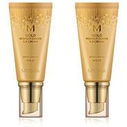 Missha Bb Cream Gold M Perfect Cover N 21 Y 23  Coreana