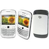 Blackberry Curve 8520 Blanco Wifi Cam 2mpx Personal Nuevo
