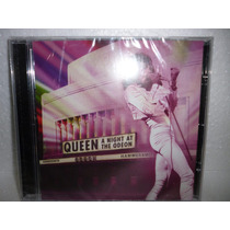 Queen A Night At The Odeon Cd Nac. 2015
