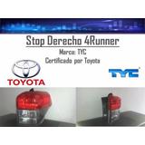 Stop Derecho Toyota 4runner 2011 2012 2013 2014 Nuevo