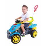 Brinquedo Quadriciclo Passeio E Pedal Maral Varios Modelos