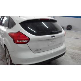 Parachoque Traseiro Completo Focus Hatch 2016-18 Original