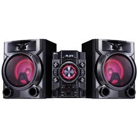 Mini System Lg Cm5660 620w Rms C/ Bluetooth, Controle Remoto