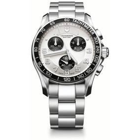 Reloj Hombre Swiss Army Crono Classic 241495 Agente Oficial