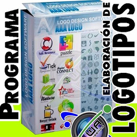 Programa Para Elaborar Diseñar Logos Logotipos Imagen Y Más