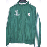 Real Madrid adidas 2012 Chaqueta Champions League Impecable