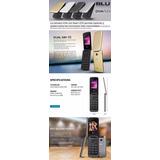 Blu Diva Flex .tipo El Samsung 3520 . Tapita Letras Grandes