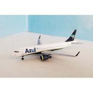 Miniatura Avião Aeroclassics 1:400 Azul Airbus A320neo