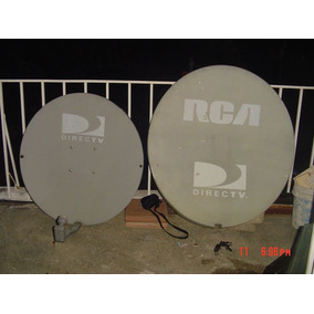 Antena De Directv Grande Con Lnb