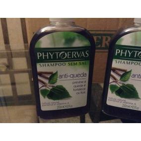Shampoo Phyto Ervas Antiqueda.. Cx 12 Unidades.