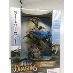 Eternal Clan Dragon - Edição Limitada - Mcfarlane