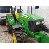 Tractor Agrícola John Deere 5090e 4x4 Impecable