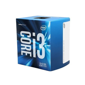 Procesador Intel Core I3-6100 3.70 Ghz