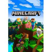 Impresión Foto - Poster Minecraft 60 X 90 Cm