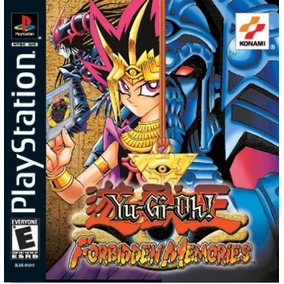 Yu-gi-oh! Forbidden Memories Ps1/ Ps2/ Pc