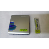 Reproductor De Minidisc Sharp Md-sy510-a Batería Cargador