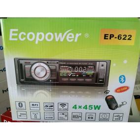 Radio Automotivo Ecopower Ep 622 Bluetooth Frete Gratis