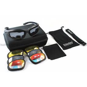 Oculos Motociclista 4 Em 1