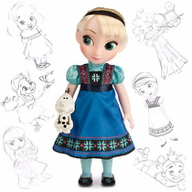 Disney Animators Elsa De Frozen