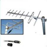 Antena Tipo Yagui 8 Elementos+ Balun+ Cable