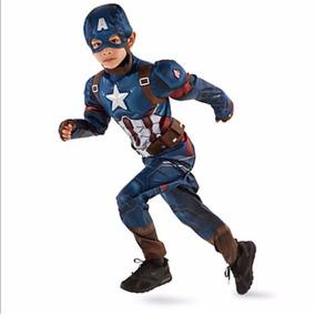 Disfraz Capitán América. Tienda Disney Original !