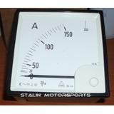 Amperimetro 150-300 Amperios Instrumento Reloj Medición 96mm