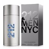 Perfume Original 212 Men Carolina Herrera 100 Ml.
