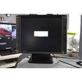 Monitor Compaq Lcd Color Display ,hp Model Fp1707