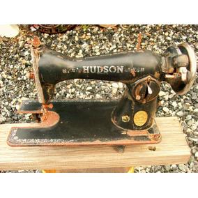 Cabezal Maquina Coser Antigua Hudson Repuestos O Decoracion