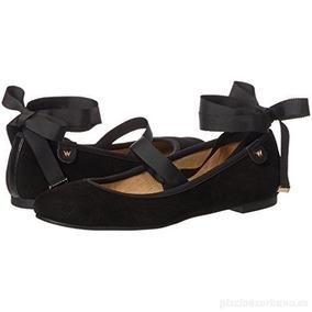 30b65bc9bf096 Hermosas Balerinas Doradas Westies 35 - Zapatos en Mercado Libre México