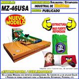 Estampadora Sublimadora Plancha Prensa 38x60cm Eco Moritzu