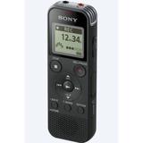 Gravador De Voz Digital Sony Icd-px470 4gb Mp3