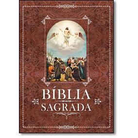 Bíblia Sagrada Católica - Edição Luxo